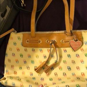 Handbags - Dooney and Burke handbag
